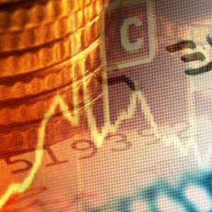 De Europese beurzen zijn vandaag flink onderuitgegaan, maar dit had weinig effect op de koers van de euro.
